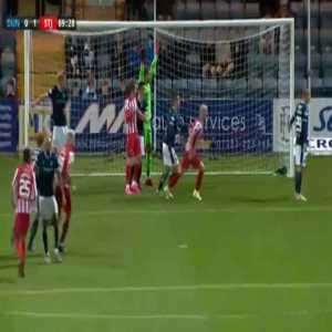 Dundee FC 0-1 St. Johnstone - Shaun Rooney 70'
