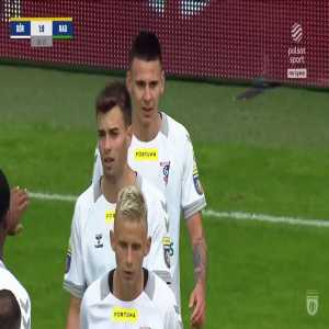 [Ekstraklasaboners] Górnik Zabrze 1-0 Radomiak Radom - David Toševski 39' (Polish Cup)