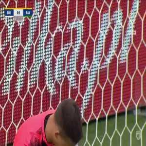 [Ekstraklasaboners] Vamara Sanogo (Górnik Zabrze) open goal miss vs. Radomiak Radom (28', Polish Cup)