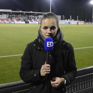 """[Emma Coolen] """"How many people in The Netherlands watched the @oranjevrouwen 🇳🇱 2023 @FIFAWWC qualifier against @footballiceland 🇮🇸 on TV last night? More than 1.8 million (!). On a Tuesday evening."""""""