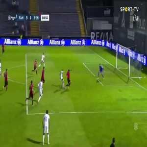 Famalicao 5-0 Penafiel - Pedro Marques 89'