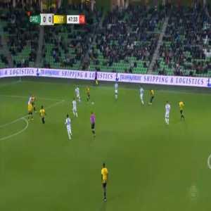 Groningen 0-1 Vitesse - Yann Gboho 45'+2'