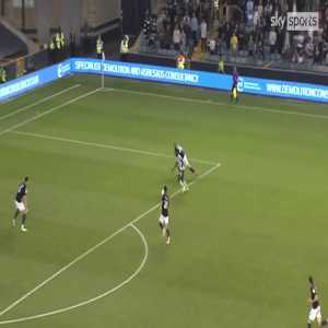 Millwall 0-[2] Leicester City - Iheanacho 88'