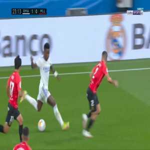 Real Madrid 2-0 Mallorca - Marco Asensio 24'