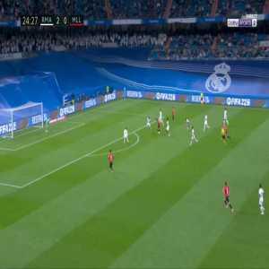 Real Madrid 2-[1] Mallorca - Kang-In Lee 25'