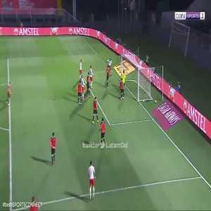 Red Bull Bragantino [1]-0 Libertad - Ytalo header 29' | CONMEBOL Copa Sudamericana