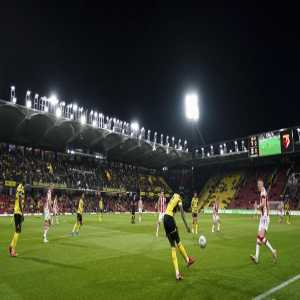 [Watford Observer] - Around 150 Afghan refugees temporarily staying in hotels locally were given a taste of cup action last night. They were provided with free tickets in the Elton John Stand and were kept warm with Watford scarves for the tie against Stoke.