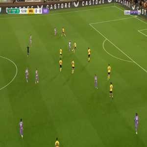 Wolves 0-1 Tottenham - Tanguy Ndombele 14'