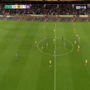 Wolves 0-2 Tottenham - Harry Kane 23'