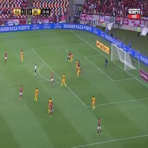 [Copa Libertadores SF] Flamengo [1]-0 Barcelona SC - Bruno Henrique