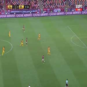 Flamengo [2]-0 Barcelona SC - Bruno Henrique - Copa Libertadores Semifinal Leg 1