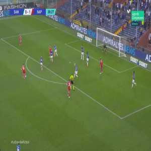 Sampdoria 0 - [2] Napoli - Fabián Ruiz 39'