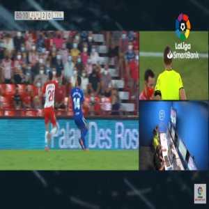 Almeria 2-[1] Tenerife - Samuel Shashoua penalty 81'