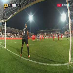 Gil Vicente 1-[2] FC Porto - Sergio Oliveira free-kick 89'