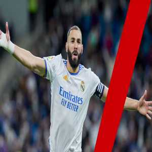 [OptaJose] 200 - Against Mallorca, Karim Benzema 🇫🇷 became the 10th player to reach 200 goals in LaLiga, and the fourth to do so with Real Madrid after Cristiano Ronaldo 🇵🇹 (311), Raúl González Blanco 🇪🇸(228) and Alfredo Di Stéfano 🇦🇷🇪🇸 (216). Legend.