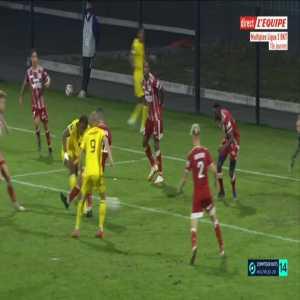 Pau FC [1]-2 Dunkerque - Samuel Essende 67'