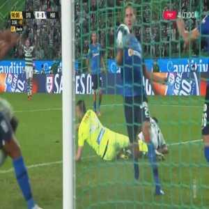 Sporting 1-0 Maritimo - Pedro Porro penalty 90'+7'
