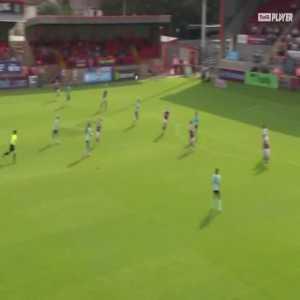 West Ham W [2] - 0 Leicester W - Claudia Walker 38'
