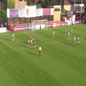 West Ham W [4] - 0 Leicester W - Tameka Yallop 81'