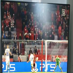 Neuer save vs Dynamo Kyiv 41'