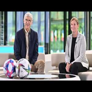 Arsène Wenger and Jill Ellis: We want to ensure the men's and women's games coexist on the International Match Calendar as part of FIFA's consultation process