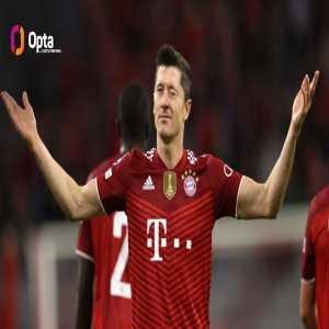 [OptaFranz] Robert Lewandowski is the first player in UEFA Champions League history to end on the winning side in 18 consecutive appearances. Winner.