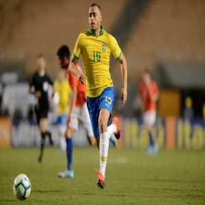 [CBF Futebol] Arthur Cabral called for Brazil NT in place of injured Matheus Cunha