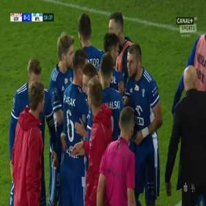Górnik Zabrze 0-1 Wisła Płock - Rafał Wolski 19' (Polish Ekstraklasa)