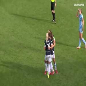 Manchester City W 0 - [2] West Ham W - Yui Hasegawa 90+4'