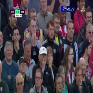 West Ham 1-[2] Brentford - Yoane Wissa 90+4'
