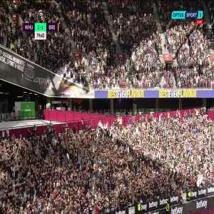 West Ham United [1]-1 Brentford - Bowen