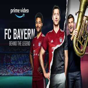 [FCBayernEN] Bayern Munich Behind the Legend Available on Prime Video November 2 (twitter.com)