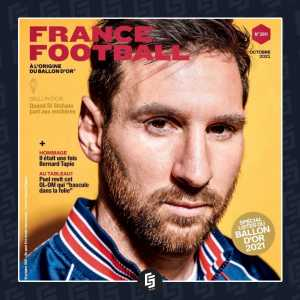 """[FranceFootball] Messi on Ligue 1 """"It is a much more physical league than La Liga, here the teams seem more powerful to me and the games are heavily contested with little space"""""""