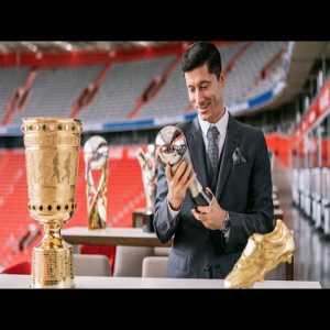 Robert Lewandowskis incredible year   FC Bayern