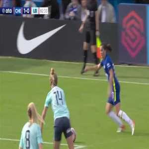 Chelsea W [1] - 0 Leicester W - Pernille Harder 82'