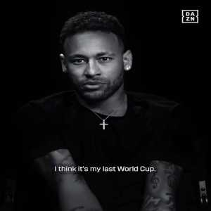 [Goal on Twitter]Neymar expects the 2022 World Cup will be his last