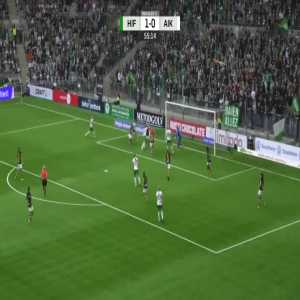 Hammarby W [2] - 0 AIK W - Alice Carlsson 56'