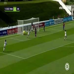 Real Madrid W [1] - 1 Eibar W - Caroline Moller 31'