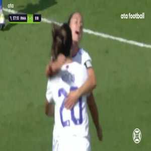 Real Madrid W [2] - 1 Eibar W - Rocio Garcia 58'