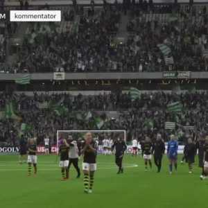 Womens derby between Hammarby and AIK draws a record crowd of 18 537