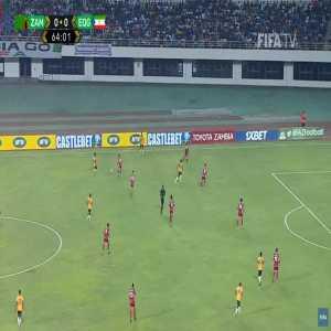 Zambia 1-0 Equatorial Guinea - Fashion Sakala 64'