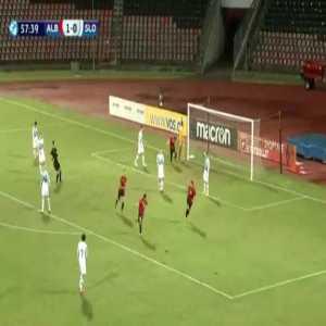 Albania U21 2-0 Slovenia U21 - Armando Dobra 58'