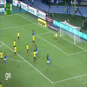 Raphinha vs Colombia