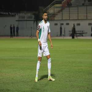 [DZfoot English] Riyad Mahrez has scored 10 goals in his last 10 appearances for Algeria, moving him up to joint 5th all-time with 25 goals