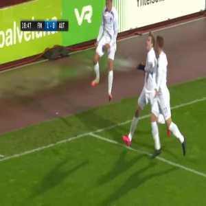 Finland U21 [1]-0 Austria U21 Naatan Skyttä 19' U21 Euro Qualifiers