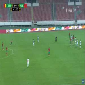 Guinea 1-[2]Morocco - Selim Amallah 42'