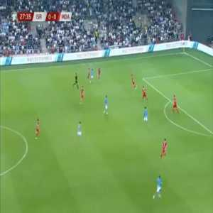Israel 1-0 Moldova - Eran Zahavi 28'