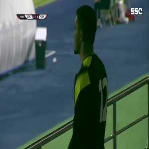 Jordan [2] - 1 Saudi Arabia Yousef Abualjazar Great Strike [U23 WAFF CHAMPIONSHIP FINAL]