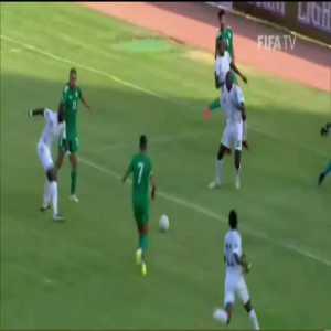 Niger vs Algeria 0-1 Riyad Mahrez 20'