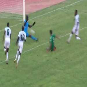 Niger vs Algeria 0-4 Bounedjah 54'